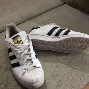 adidas Shoes - Adidas superstar women's shoe